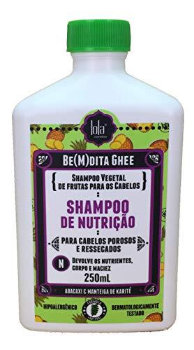 Shampoo Ghee de Nutrição, Lola Cosmetics