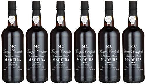 Marqués Campoalto Madeirawein Medium Sweet (6 x 0.75 l)