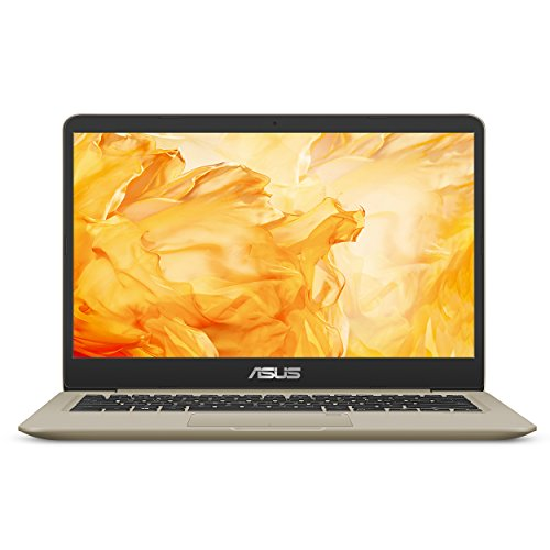 ASUS VivoBook S Thin & Light Laptop, 14' FHD, Intel Core i7-8550U, 8GB RAM, 256GB SSD, GeForce...
