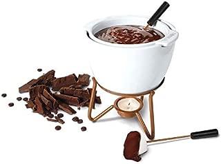 BOSKA 320400 Choco Marie Chocolate Fondue, 400ml, White