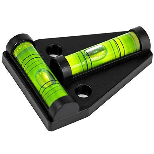 Preisvergleich Produktbild FEICK Kreuz-Wasserwaage für Wohnmobil und Wohnwagen