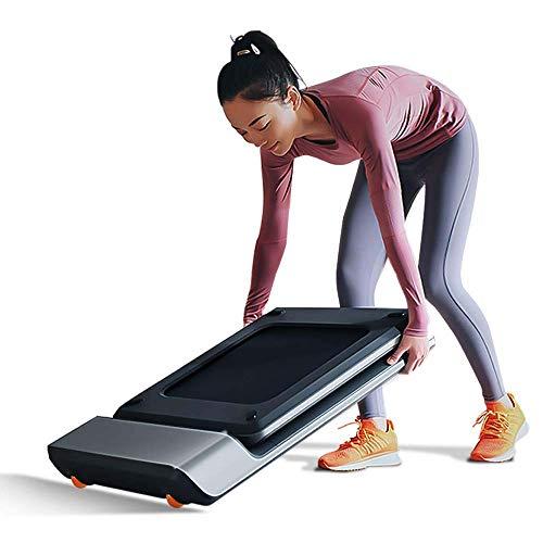 YAJIAN Pista de caminata plegable inteligente, Mini cinta de correr, equipo de...