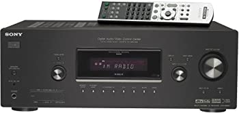 Sony STR-DG600 7.1 Channel Home Theater Receiver with XM Connect-and-Play  Discontinued by Manufacturer ,Black
