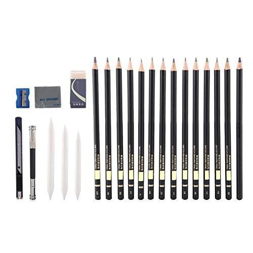 Set de lápices de dibujo