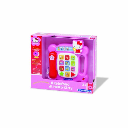 Clementoni 13561 Hello Kitty Telefono