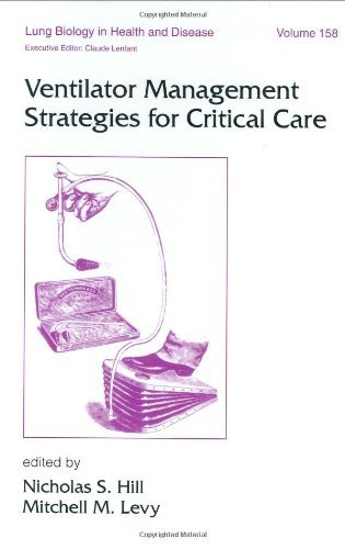 Ventilator Management Strategies for Critical Care (Lung Biology in Health and Disease)