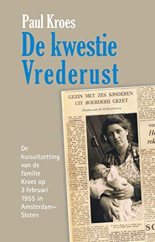 De kwestie Vrederust (Dutch Edition)