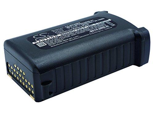 Scanner Akku für Symbol 21-61261-01 21-65587-01 21-65587-02 21-65587-03.CAREP0103 XD0904009446.passend für Symbol MC9000 MC909X-K MC9090-K MC909 MC9060-K MC9050 MC9097 MC909090-G.Barcode Akku