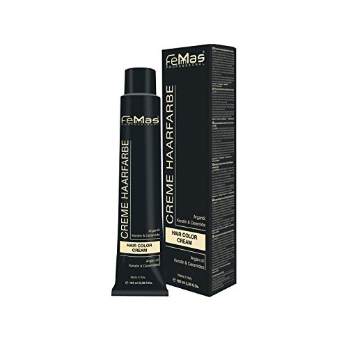 Femmas Hair Color Cream 100ml Haarfarbe (Dunkelblond Schokolade Intensiv 6.99)