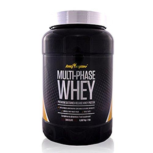 Big Man Multiphase Whey - 908 gr Leche Merengada/Cinnamon Vanilla