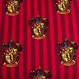 Stoff, Harry-Potter-Motiv, 100% Baumwolle VISF58 Harry