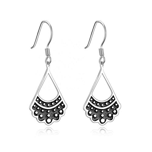 1Pair Alloy RBG Dissent Collar Earrings Dangle Drop Jewelry Gifts