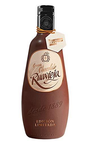Crema de Chocolate Ruavieja, Destilado, Licor,