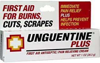 Pack of 3 EACH UNGUENTINE OINTMENT MAX STR 1OZ PT235...
