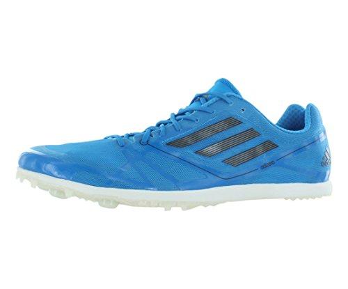 adidas Adizero Avanti 2.0 Spikes Track Shoe 11.5 Solarblue-Black