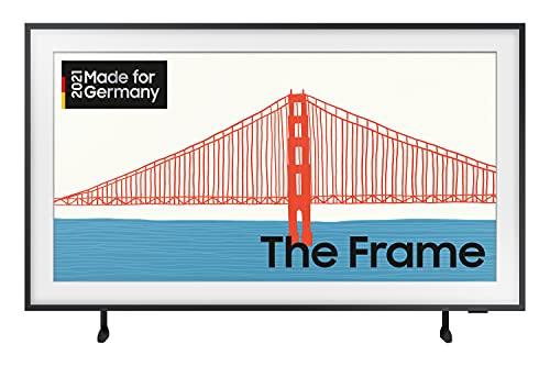 Samsung The Frame QLED 4K TV 43 Zoll (GQ43LS03AAUXZG), Quantum HDR, Design im Rahmen-Erscheinungsbild, Austauschbare Rahmen [2021]