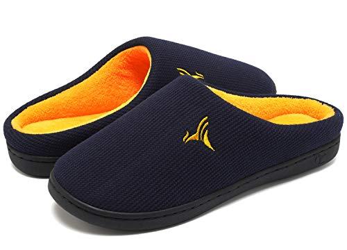 pantofole uomo peluche incarpo Pantofole Uomo Memory Foam Ciabatte Inverno Peluche Vello di Corallo Antiscivolo Caldo Da Casa Interno Esterno Pantofole