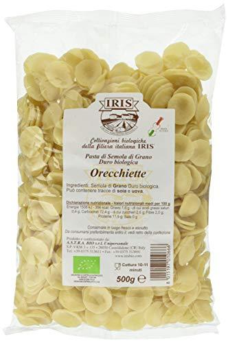 Iris Conchas Trigo Duro Iris 500 G 100 g
