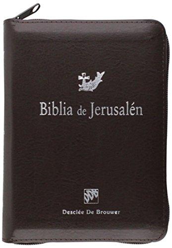 Biblia De Jerusalen Bol. Mod 3 Cremallera (Biblia de Jerusalén)
