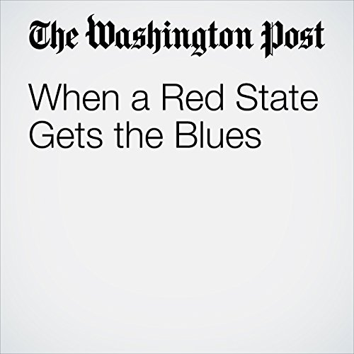 When a Red State Gets the Blues copertina