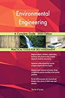 Environmental Engineering A Complete Guide - 2020 Edition