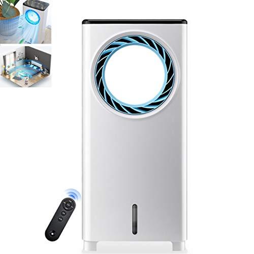 El Aire De Refrigeración del Ventilador Refrigerador De Los Hogares Sin Hojas del Ventilador Eléctrico De Verano por Evaporación del Refrigerador De Aire Humidificación del Aire