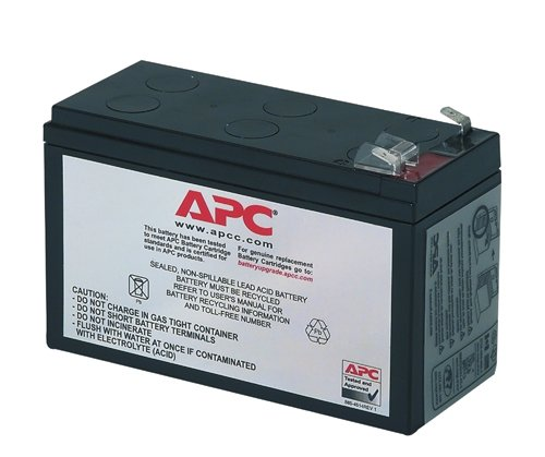 APC RBC2 Blei-Säure versiegelte Batterie - Akku/Batterie (Sealed Lead Acid (VRLA), schwarz, 1 Stück (s))