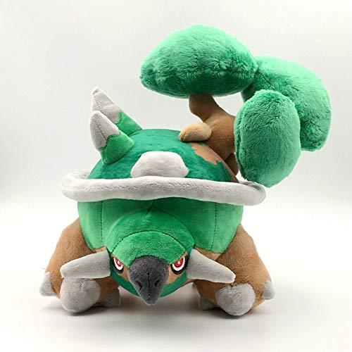 whbage Stofftier 33cm Pokemon Anime Plüsch Soft Quality Tortoise Toys Gefüllte Sammlung Memento Doll für Kinder Geschenk