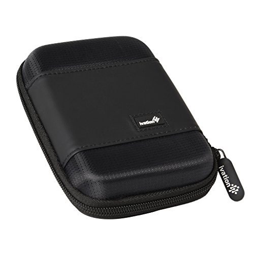 Ivation Compact Portable Hard Drive Case (Large)