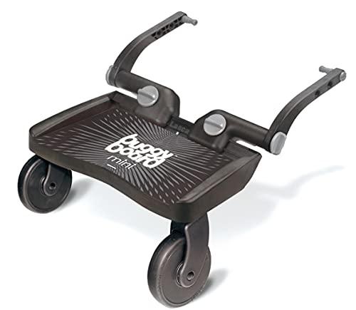 Lascal 2830 Buggy Board Mini, mit Universalkupplung, schwarz