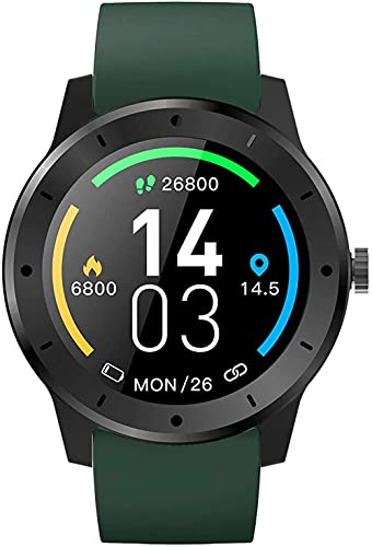Full Touch Screen Smart Watch GPS Positioning Information Reminder Bluetooth Sports Heart Rate Smart Watch