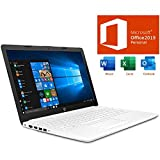 【MS Office Personal・SSD搭載】HP 15-db0000 Windows10 Home 64bit AMD A4-9125 デュアルコアAPU 8GB SSD 256GB DVDライター 高速無線LANac Bluetooth webカメラ 10キー付日本語キーボード 15.6型フルHD液晶ノートパソコン Microsoft Office Personal搭載