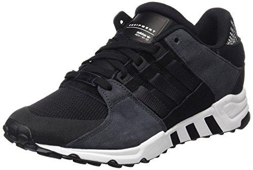 Adidas EQT Support RF Zapatillas de Deporte para Hombre, Negro, 44 EU
