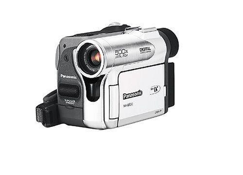 Panasonic NV-GS30EG-S Mini DV Camcorder Silber