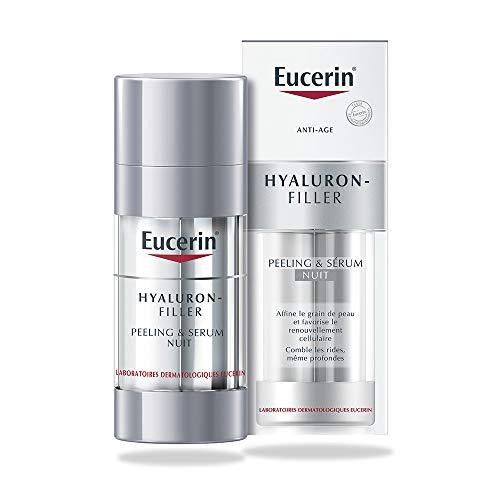 Eucerin Hyaluron Filler Night Peeling & Serum 30ml