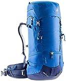 Deuter Guide 44+ Mochila Alpina, Unisex Adulto, Azul Marino, 52 L
