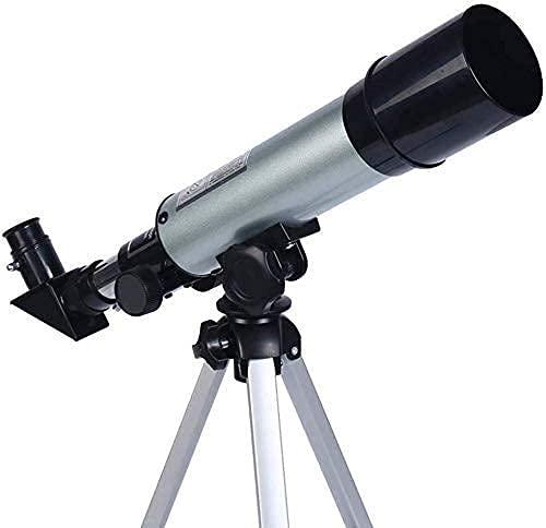 LXHJZ Binoculares HD Telescopio Alta Potencia a Prueba Agua con Adaptador para teléfono para Interior/Exterior