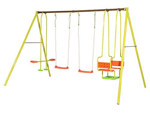 Trigano Kinder Schaukel Mirapou mit Trapezschaukel, 58965