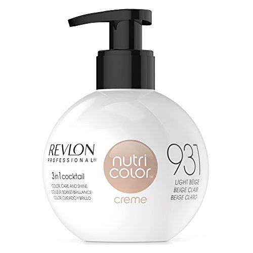 REVLON PROFESSIONAL Nutri Color Creme 931 Hellbeige (270 ml)