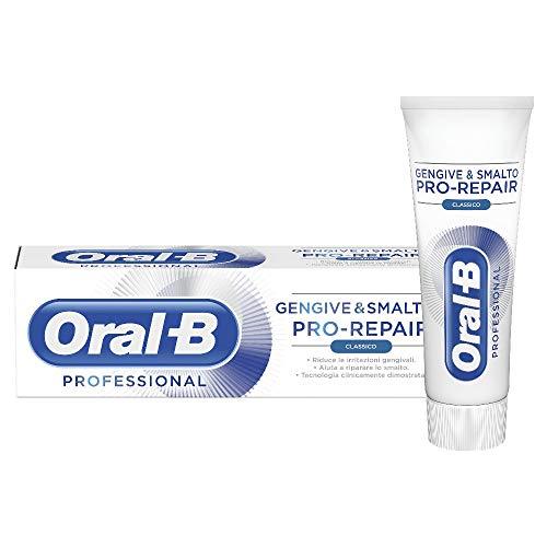 Oral-B Professional Dentifricio Gengive e Smalto, 75ml