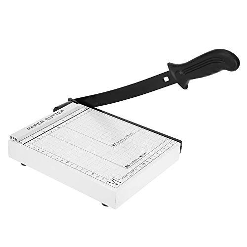 Professioneller A5-Papier-Guillotine-Trimmer-Büro-Schulpapier-Fotoschneider