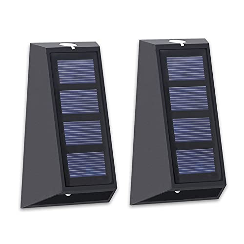 Shineslay 2Pcs Up and Down Solar Wall...