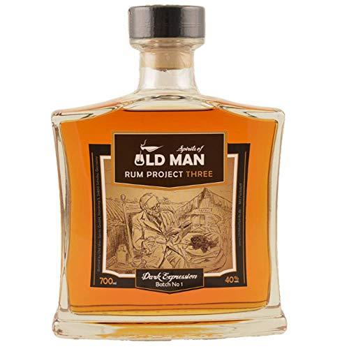 Old Man Rum Project Three - Dark Expression