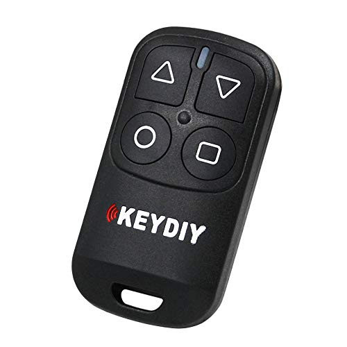 HBJP Accessori Auto 5PCS / LOT, KEYDIY 4 Boutons général Porte de Garage Télécommande for KD900 URG200 KD-X2 / KD Mini à Distance generater B32