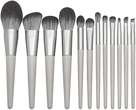 Make Up Special Sale item Campaign Brushes 12PCS Women's Eyebro Set Makeup Cosmetic