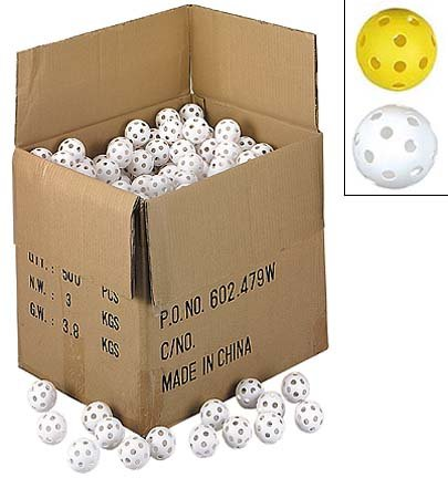 Great Features Of Golf Ball Size Plastic Balls from Markwort - 500 Count
