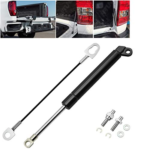 Tailgate Slow Down Shock Struts Gas Spring For Toyota Hilux Revo M70 M80 2015-2020 Rear Assist Struts Shock Lift Supports