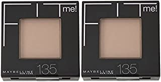 MAYBELLINE Fit Me Pressed Powder CREAMY NATURAL (135) SEALED (PACK OF 2)