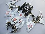 Accessories Nn-Motorcycle Fairing kit for Suzuki GSXR600 750 K6 06 07 GSXR 600 GSXR750 2006 2007 ABS White Black Lucky Strike Fairings Set
