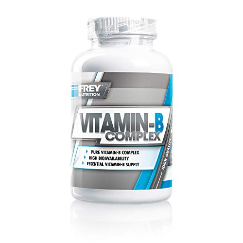 Frey Nutrition Vitamin-B Complex, 1er Pack (1 x 74 g)